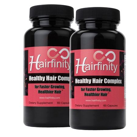 Hairfinity Vitamins the best hair vitamin so far.