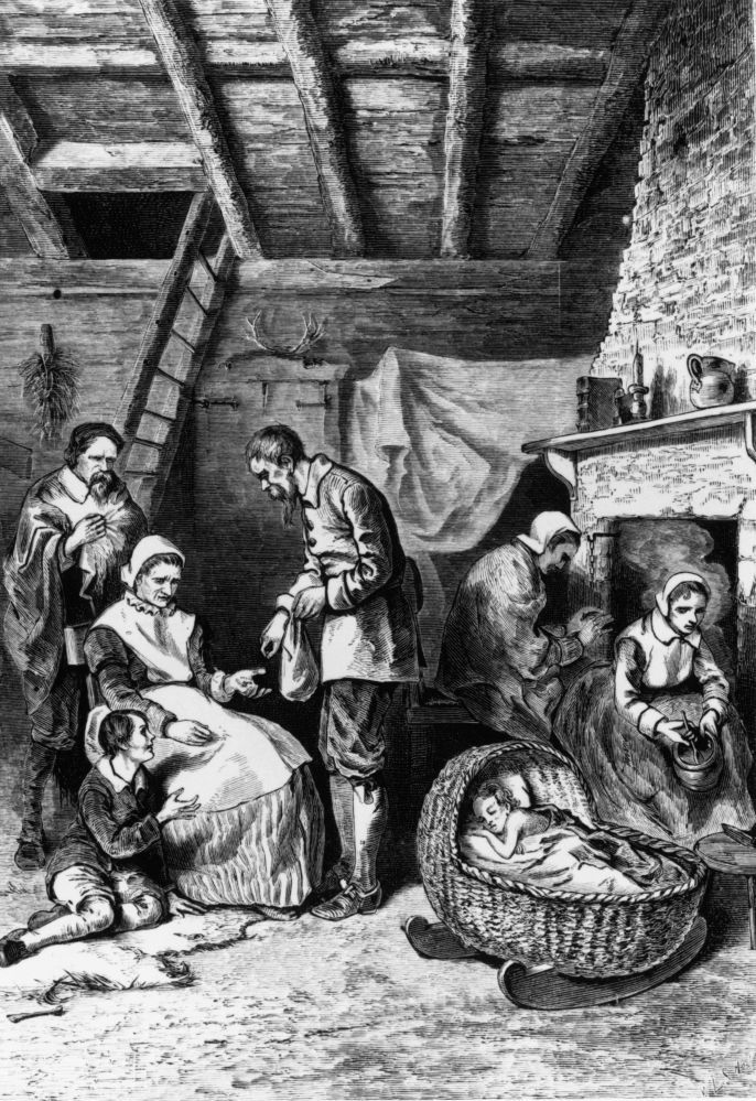 a fictional account of a jamestown colonist Our fair country: a history of new england   hwh clarke-harper is a fictional character  the english colonies to the south in jamestown.