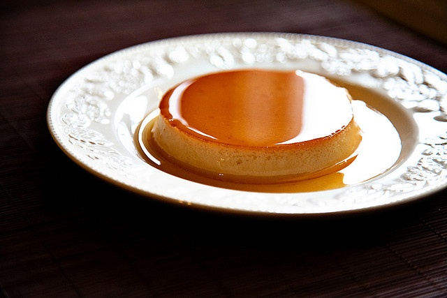 Pumpkin Leche Flan (my guest post at The Pioneer Woman).
