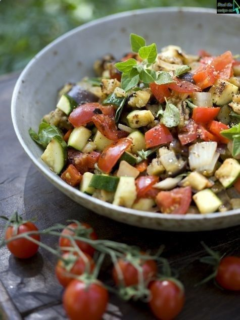 Biggest Loser Salad | Chow Down - Salads and Dressing | Pinterest