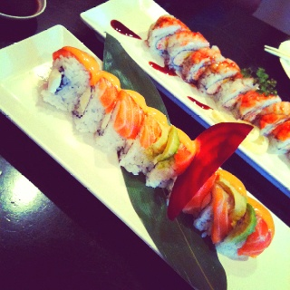 Playboy roll and SOS roll;)yum | FOOD! | Pinterest