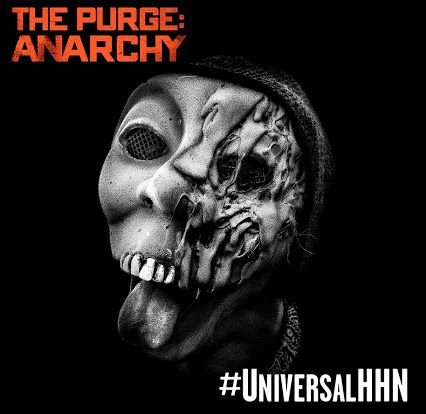 The Purge at Universal Halloween Horror Nights