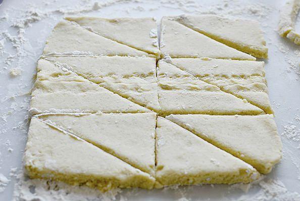 Petite Vanilla Bean Scones. | Yummy food!! | Pinterest
