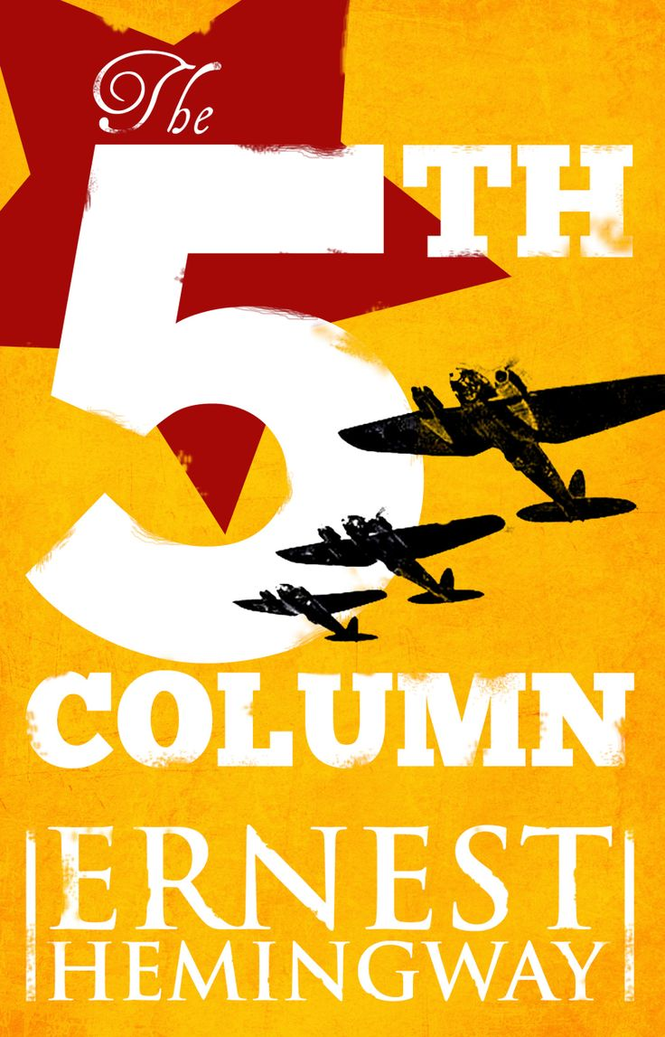 the fifth column hemingway pdf