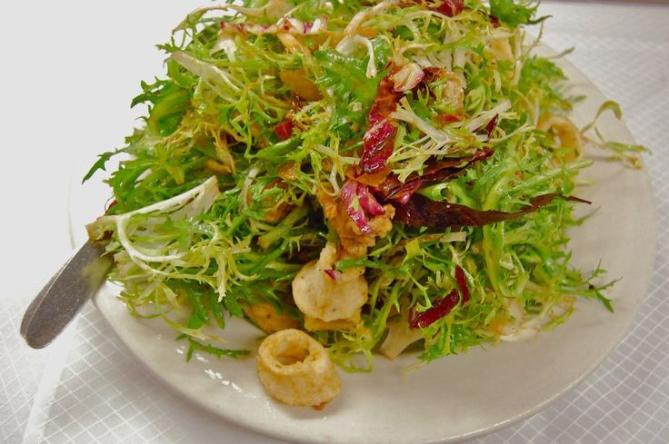 Calamari Salad | Munchies | Pinterest