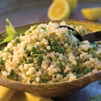 Lemon Israeli Couscous | Main Meals | Pinterest