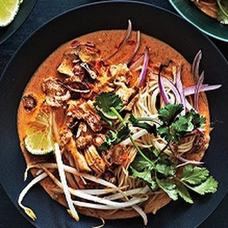 Chicken Khao Soi | Eat Happy | Pinterest