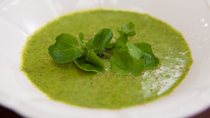 Watercress Soup | Yum. | Pinterest