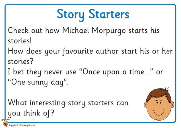 Ending a story creative writing ks2