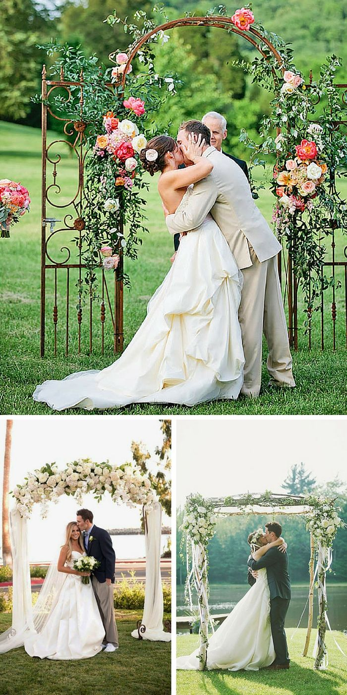 10 Giant Wedding Wreaths: The Hottest Wedding Trend recommendations
