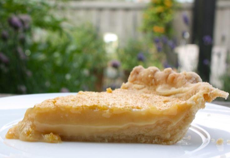 Traditional Canadian Maple Sugar Pie | Favorite Recipes | Pinterest
