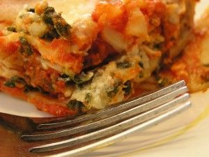 HCG Lasagna Phase 1 Recipe