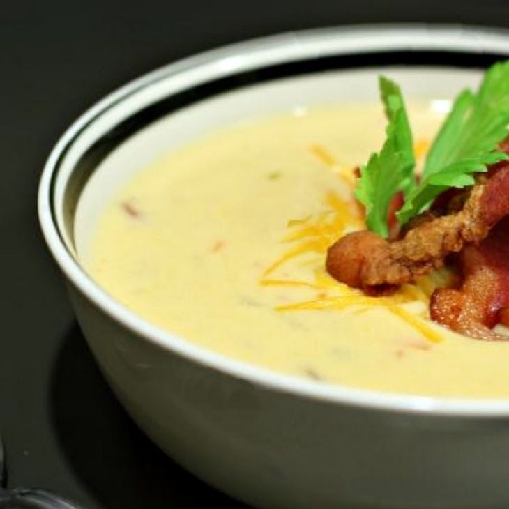 Wisconsin Beer Cheese Soup Recipe