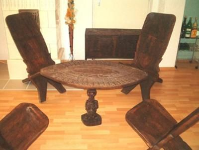 African Chairs African Furniture African Home Decor Pinterest