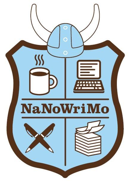 NaNoWriMo (National Novel Writing Month) kicks off again this November!  I'm already gearing up with my outline!