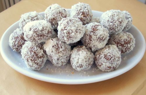 Cookie Truffles | Greek cookies & Desserts | Pinterest