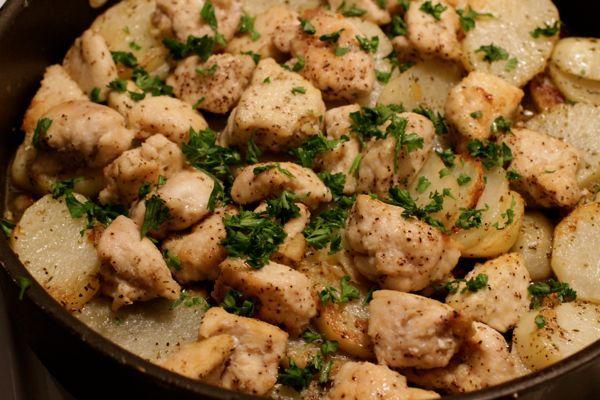 Rachel Ray's Chicken Vesuvio - Parkesdale Farm Market Blog
