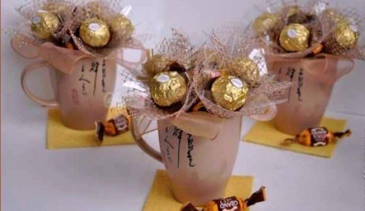 Подарки из конфет своими руками на день рождения маме 58