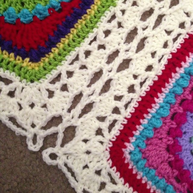 Crochet Join : Joining squares Crochet and Knit Pinterest