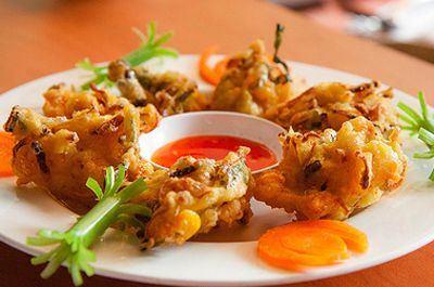 Cucur udang (Prawn Fritters) Recipe