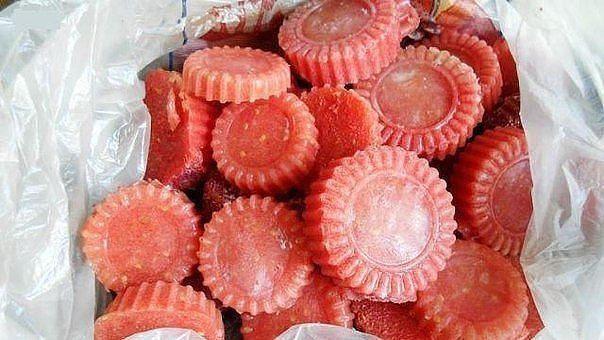 Полуфабрикаты для заморозки своими руками рецепты с