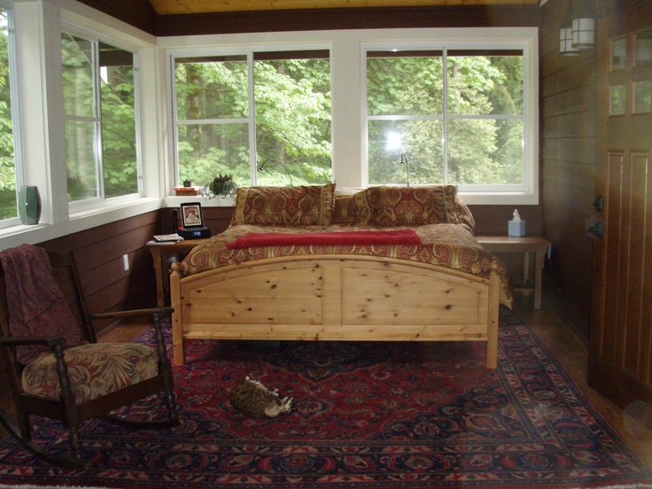 Pin by cyndi westphal on craftsman bungalow before and for Sleeping with window open in winter