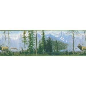 6 wildlife border wallpaper borders pinterest
