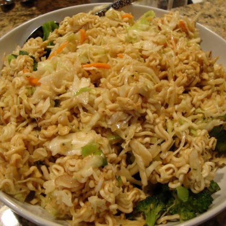 Ramen Noodle Salad | Food | Pinterest