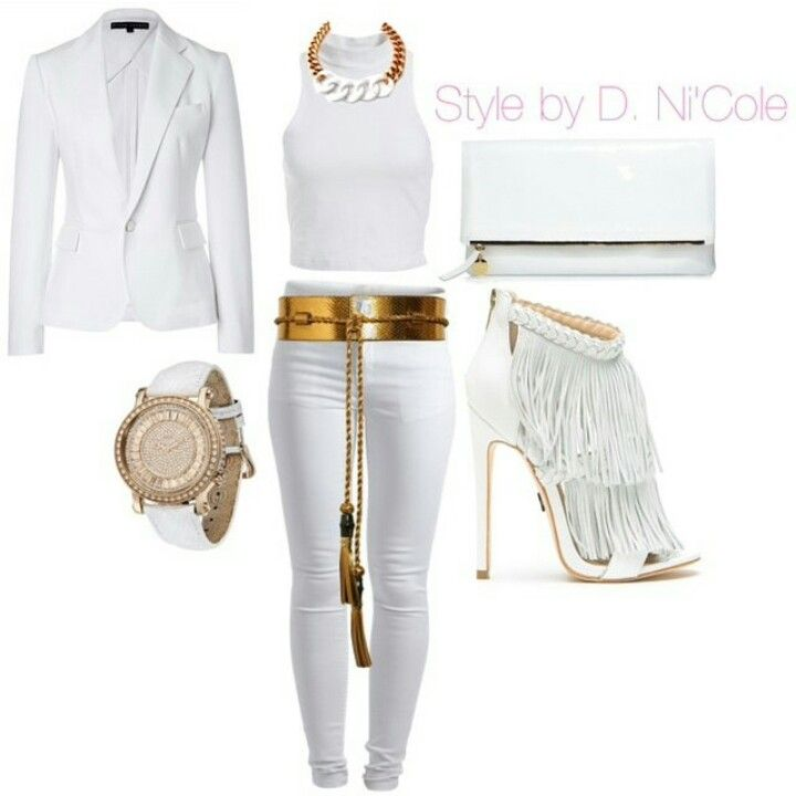 15 Ideal White Party Outfit Ideas for Men for A Handsome Look photo