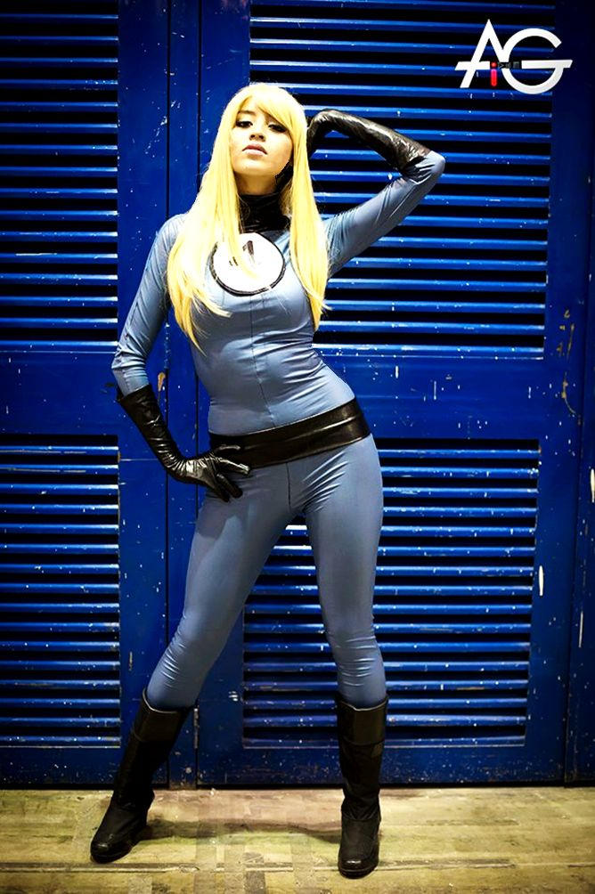 Fantastic four sue storm invisible woman