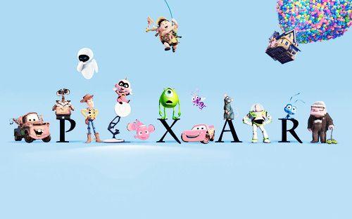 Pixar <3