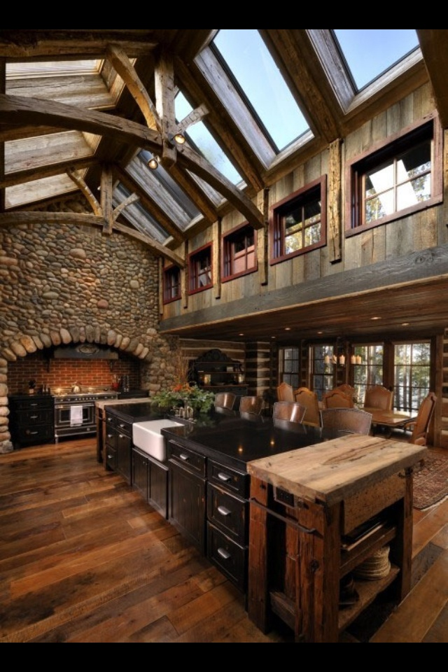 Awesome Living Room Dream Kitchens Pinterest