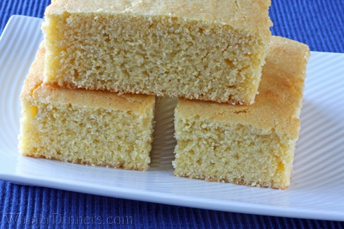 Grandmother's Buttermilk Cornbread | Recipes I want to try | Pinterest