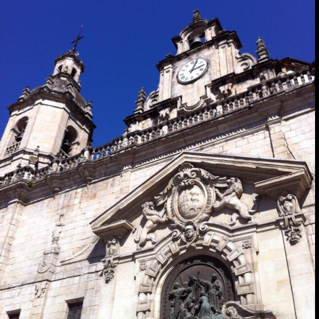 Iglesia en Bilbao