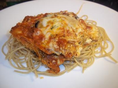 The Daily Smash- Light Eggplant Parmesan | The Daily Smash (my food b ...