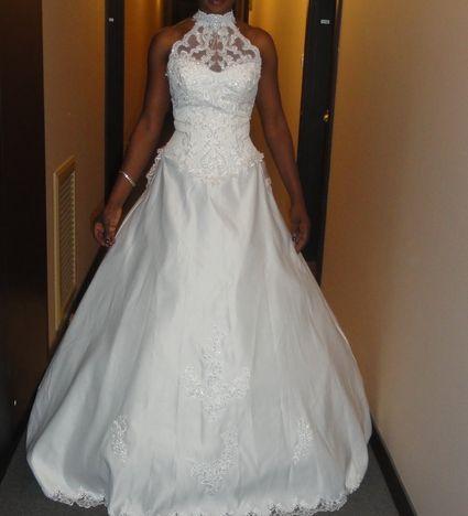 Robe de mariée dancerette ivoire  Robes de mariée et articles de ...