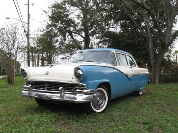 Craigslist Org 1956 Ford Fairlane | Autos Post