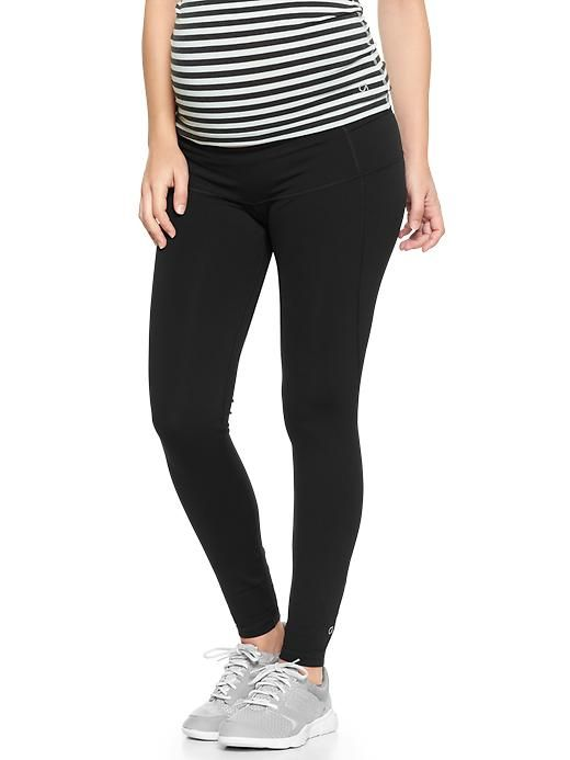 Maternity Must-have: Leggings from @Gap! #maternity #style