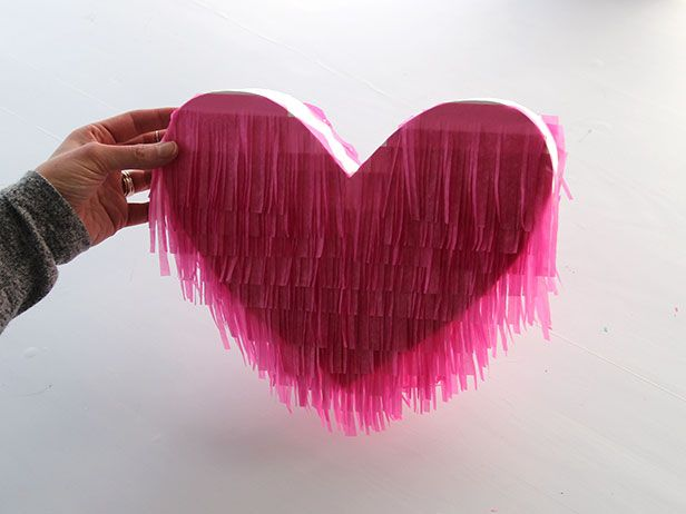 DIY Piñata: Remake It in Any Shape for Cinco de Mayo >> http://blog.diynetwork.com/maderemade/how-to/valentines-craft-diy-heart-pinata/?soc=pinterest