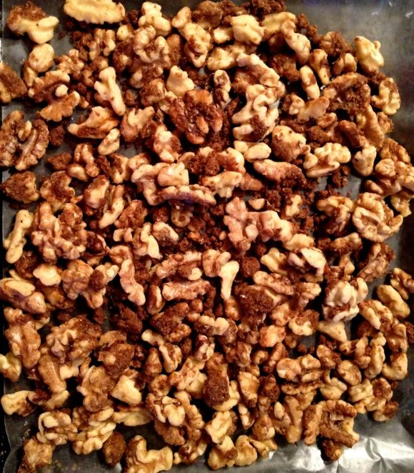 candied walnuts | Food | Pinterest