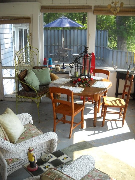 Decorating A Screened Porch Screened In Porch Screened In Porch Decorating Ideas
