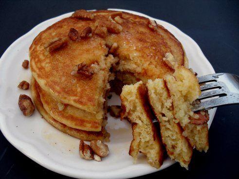 Cornmeal Griddle Cakes | Breakfast Foods | Pinterest