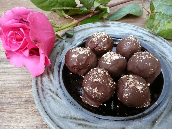 truffles chocolate truffles nutella truffles with frangelico