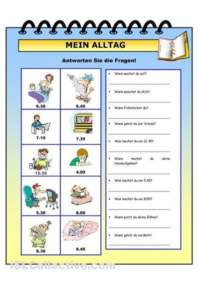 Englisch Lernen mit Englische Grammatik Übungen topicotw
