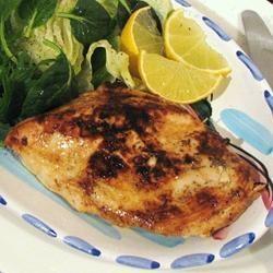 Greek Style Garlic Chicken Breast | Food | Pinterest