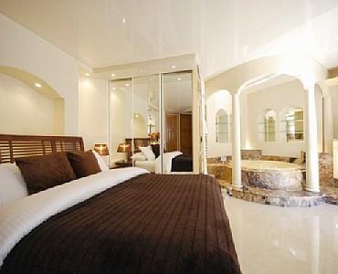master bedroom with jacuzzi bedroom pinterest