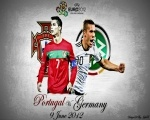 Germany vs Portugal Euro 2012 HD Wallpapers