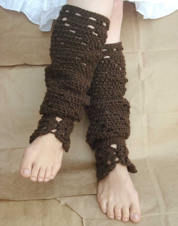 Crochet Patterns Leg Warmers : Crochet Leg Warmers @ http://themuddykitchen.com/