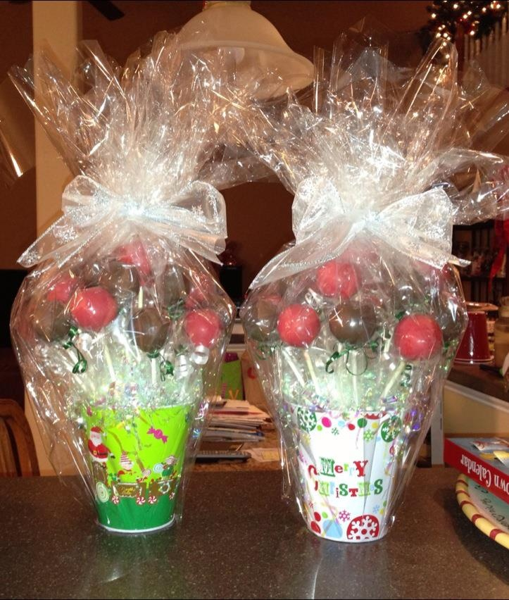 Christmas Basket Gifts Party Ideas Pinterest