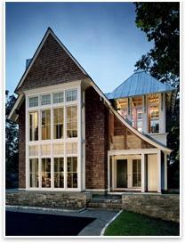 In Rye New York. Kaehler/Moore Architects